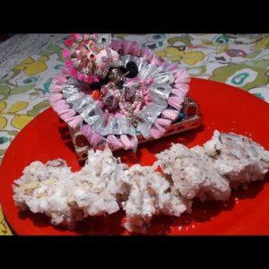 Janamashtami special// dry fruit barfi // मेवा पॉक by vandana