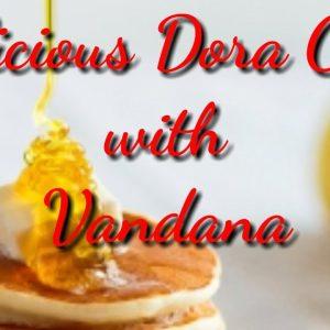 Dora cake || Make Dora Cake at home with Vandana || डोरा केक बनाना सीखे