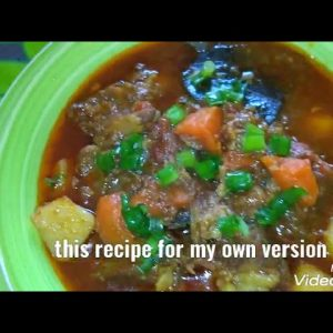 beef recipes arabic food my own version