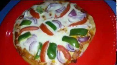 गेहूं के आटे का पिज़्ज़ा || Special aate ka pizza with Vandana