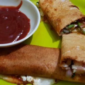 Bombay special dish jinni dossa by vandana