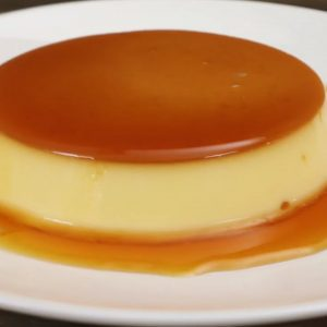Caramel Custard Pudding Recipe