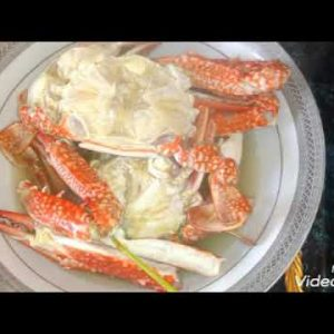 Crabs soup recipe