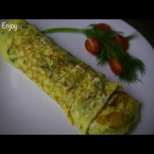 Easy Egg Rolls how to cook in five minutes 5:00min