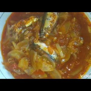 Ginisang upo with sardines