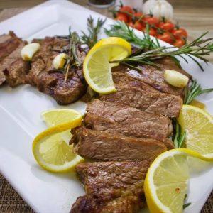 Homemade top loin steak how to cook perfect steak