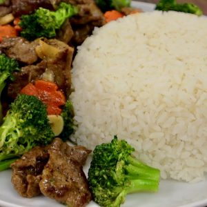 HOW TO COOK BEEF AND PERFECT RICE EVERY TIME