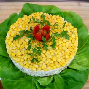 How To Make Easy Christmas Salad