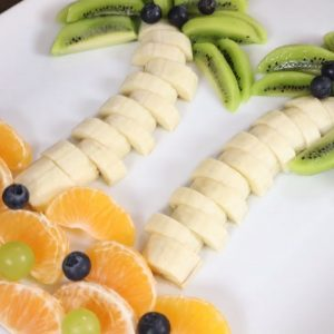 How to Make Fruit Decoration | Fruit Art