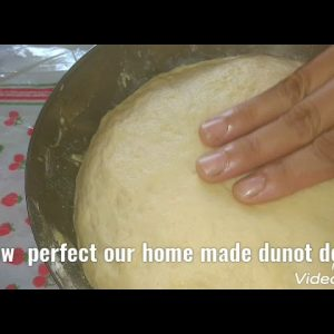 how to make home made sugar donuts