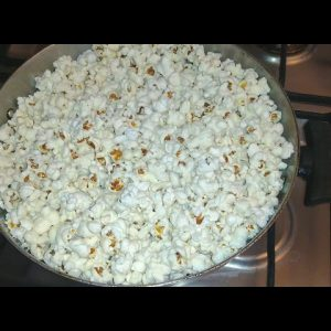 How to make perfect popcorn only 3 ingredients
