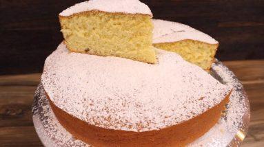 How To Make The Best Vanilla Cake (Easy Vanilla Cake recipe)