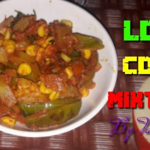 first time on you tube specially for kids those who Don't like vegetables।।lauki corn mixture