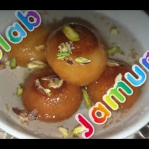 Without mawa tasty and mouth watering gulab jamun by vandana #*gulabjamun#