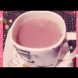 NEW YEAR SPECIAL KASHMIR FAMOUS PINK TEA (ALSO HELPS IN LOSING WEIGHT) BY VANDANA #*pinktea#