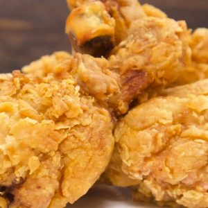 KFC style Fried Chicken (homemade chicken recipe)