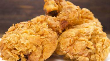 KFC style Fried Chicken (homemade chicken recipe)