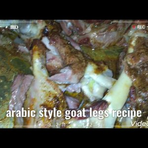 lamb in oven arabic style my own version recipe