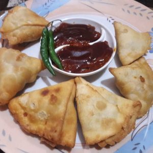 learn how to make mini samosas by vandana