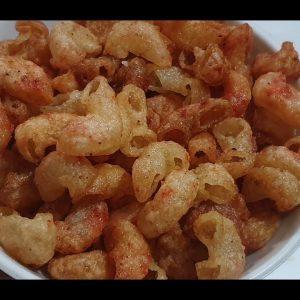 #macroninamkeen#Macaroni namkeen by vandana....