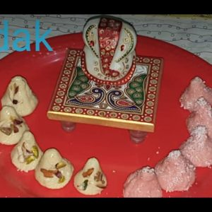 Modak for Ganesh chaturthi by vandana...#modak#