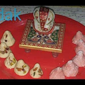 Modak for Ganesh chaturthi by vandana...#modak#