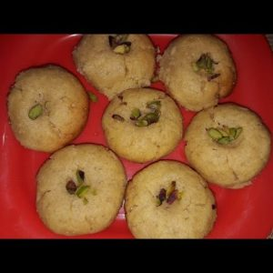 Naan Khatai || Special Nan khtai biscuits by Vandana