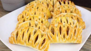 Perfect Homemade Jam Cookies