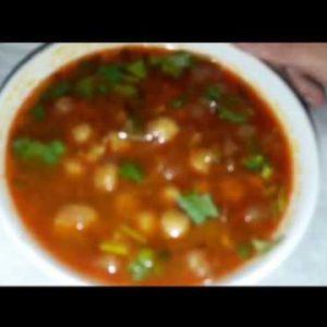 Punjabi Style Chhole || Delicious Kabuli chhole with Vandana