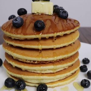 TASTY AND FLUFFY PANCAKES YOU'LL EVER EAT