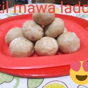 til mawa laddu by vandana #*tilmawaladdu#