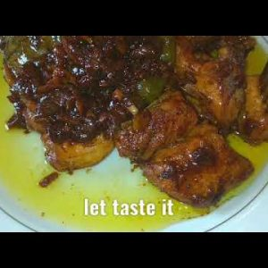 Try This Fried Chicken Adobo my own version super yummy