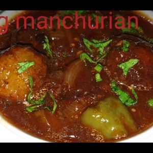 Yummy and Restaurant style Veg Manchurian by vandana at home ...#vegmanchurian