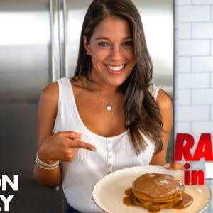 Gordon Ramsay Challenges A Hell's Kitchen Finalist To Make A Pumpkin Spice Breakfast | Ramsay in 10