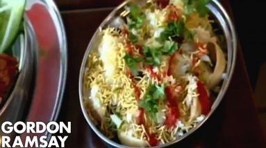 Best Indian Restaurant: Prashad | Gordon Ramsay