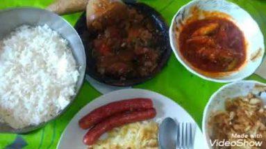 breakfast, lunch, dinner tipid tipid tayo