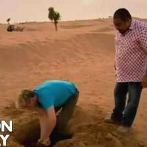 Building and Cooking in a Desert Oven with Gordon Ramsay
