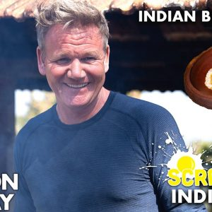 Gordon Ramsay Cooks The Spiciest Scrambled Eggs in India | Scrambled