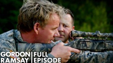 Gordon Ramsay Hunts Wild Boar With The US Army | The F Word FULL EPISODE