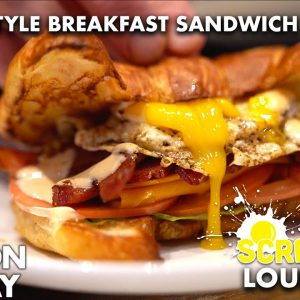 Gordon Ramsay Makes the Ultimate Cajun Breakfast Sandwich | Scrambled
