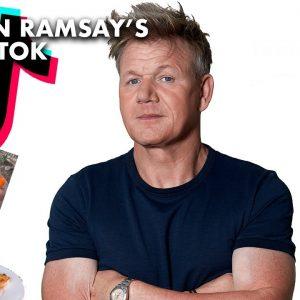 Gordon Ramsay Roasts TikTok Users Food