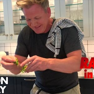 Gordon Ramsay Shows How To Make a Stir Fry at Home | Ramsay in 10