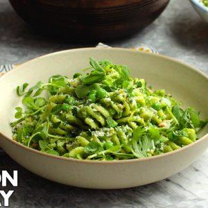 Gordon Ramsay's Creamy Ricotta Pasta Recipe