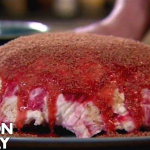 Gordon Ramsay's Eton Mess Bombe Recipe