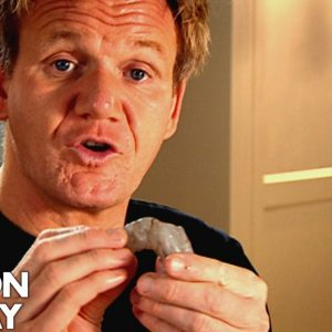 Gordon Ramsay's Guide To Shellfish