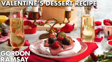 Gordon Ramsay's Perfect Valentine's Day Dessert