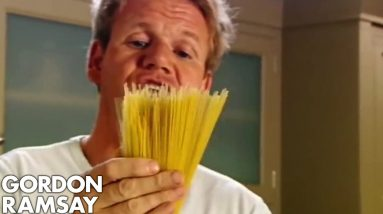 How To Cook The Perfect Pasta | Gordon Ramsay