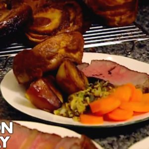 How To Make the Perfect Roast Beef Dinner | Gordon Ramsay