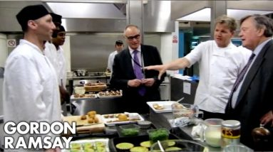 Gordon Ramsay Tries To Keep His Bad Boy Bakery Alive | Gordon Behind Bars