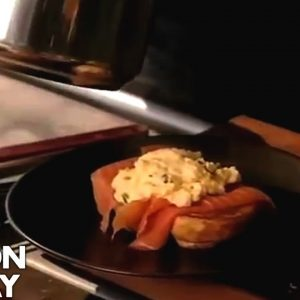 Ramsay's Classic Scrambled Eggs and Smoked Salmon | Gordon Ramsay